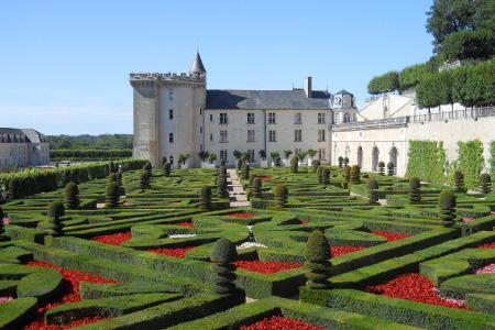 chateau-de-villandry