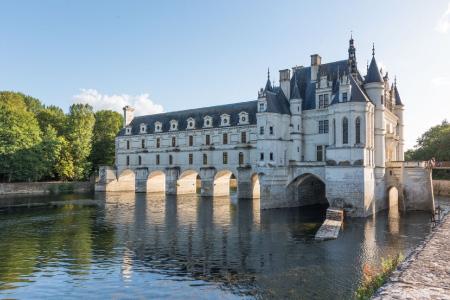 chateau de la loire-chenonceau