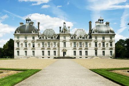 chateau de cheverny - Moulinsart