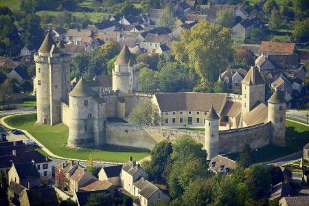 château fort Blandy-les-Tours
