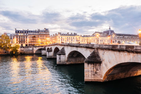 Pont sur Seine - Paris