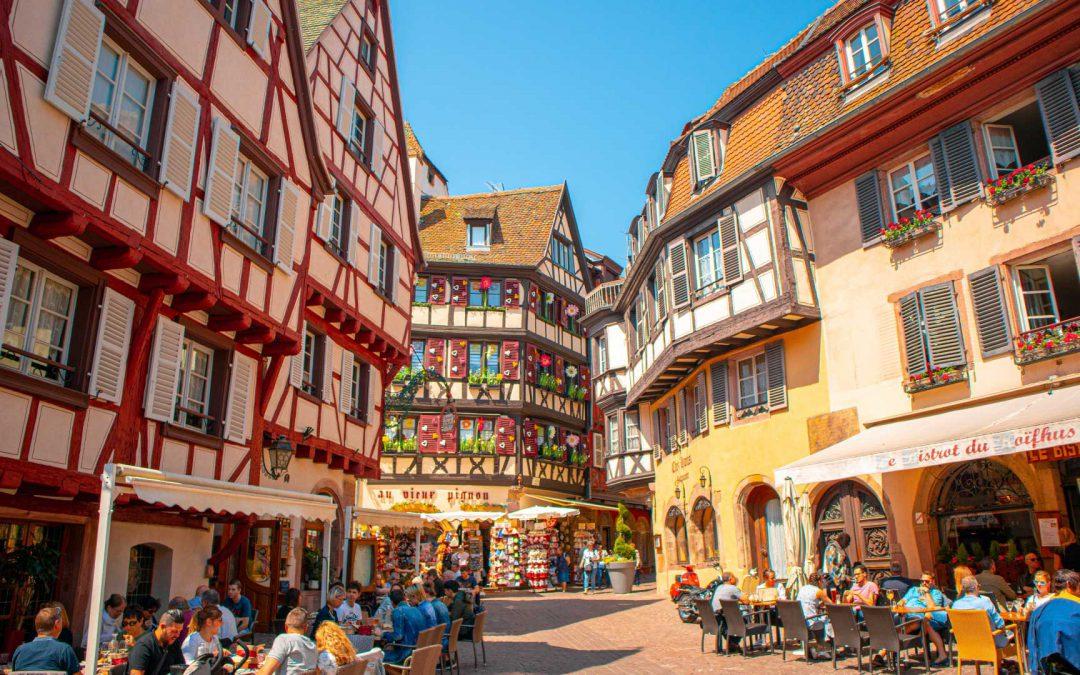 Partir en séjour linguistique à Strasbourg