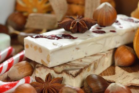 repas de noel-nougat-provence