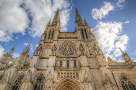 Cathedrale-saint-andre - sejour-linguistique-en-francais-a-Bordeaux