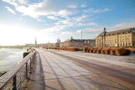 quais de Bordeaux - destination sejour linguistique