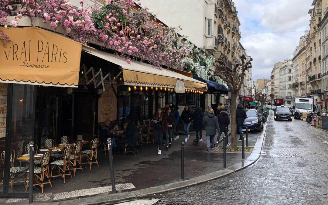 Partir en séjour linguistique à Paris