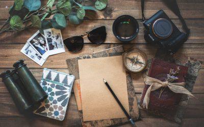 Créer un carnet de voyage linguistique : idées et ressources