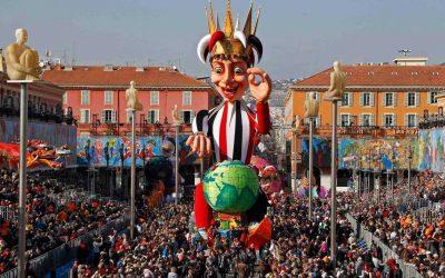 Séjour linguistique : visiter la France à Carnaval