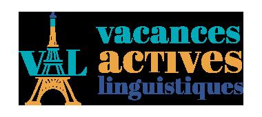 logo vacances actives linguistiques 2021
