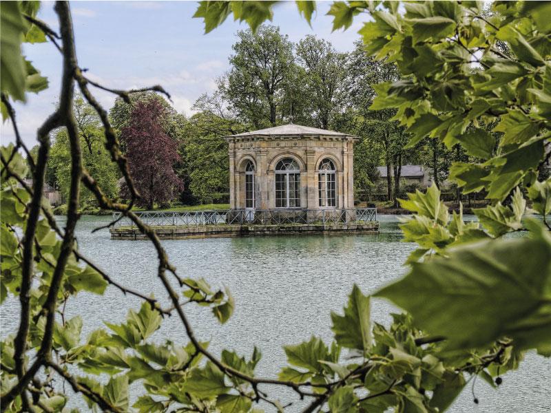 château de Fontainebleau et jardins
