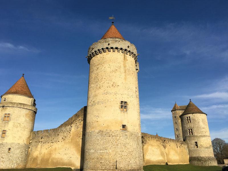 château de Brandy Les Tours