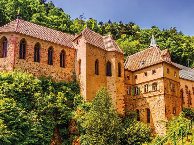 Eglise alsacienne