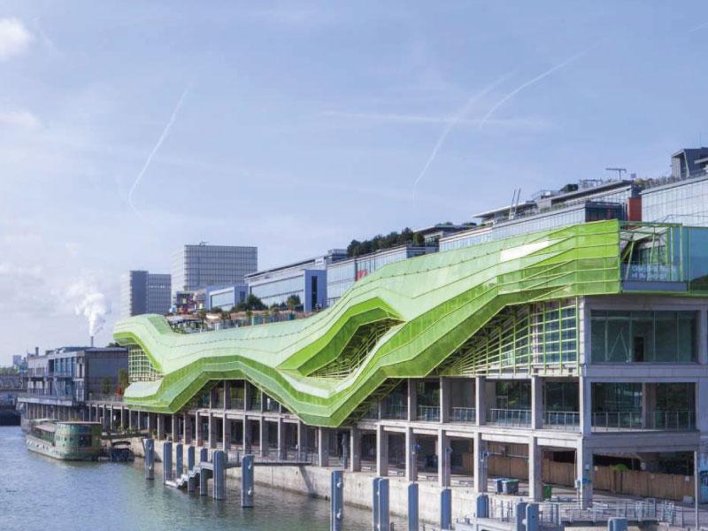 musée de la mode et du design à Paris