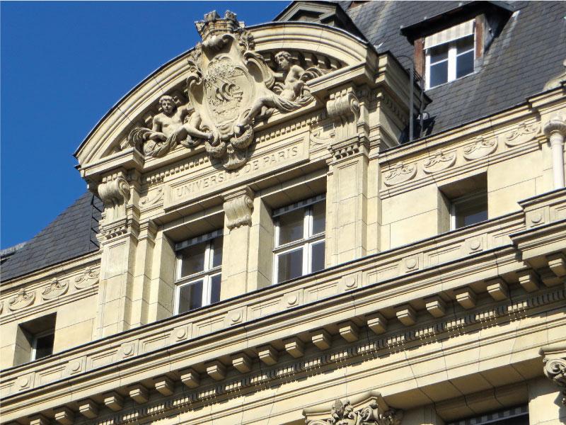 La Sorbonne à Paris