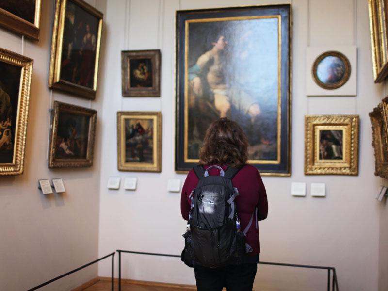 visite de musée à Paris