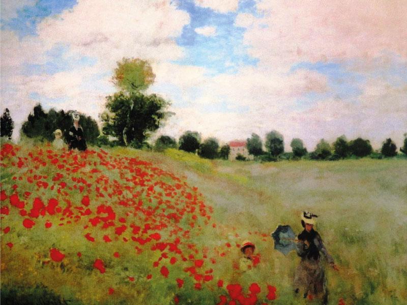 peinture de Monet au Musée d'Orsay
