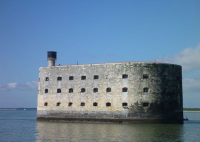 Fort Boyard - Océan Atltantique