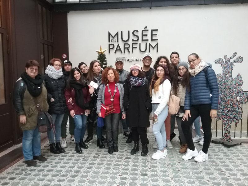 Musée du parfum à Grasse