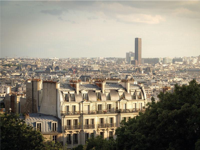 tour Montparnasse à Paris
