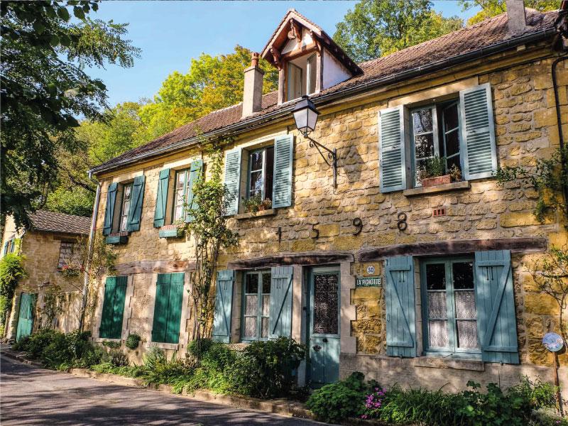 village d'auvers-sur-oise