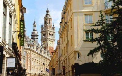 Carnet de voyage linguistique à Lille